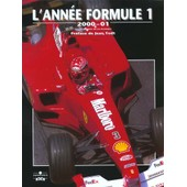 L'ann�e Formule 1 - Edition 2000-2001 de Collectif
