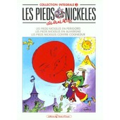 Les Pieds Nickel�s Les Pieds Nickel�s E - Les Pieds Nickel�s. Les Pieds Nickel�s En Auvergne - Les Pieds Nickel�s Contre Cognedur - Collection Int�grale, Les Pieds Nickel�s En P�rigord de Ren� Pellos