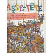 Casse-T�te - Machines Infernales Et Labyrinthes Diaboliques de Edmond Davis