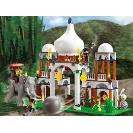 Lego Orient Expedition 7418 Le Palais Du Scorpion