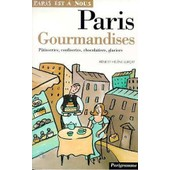 Paris Gourmandises de H�l�ne Lur�at