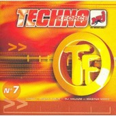 Techno Force Le Cd - N�7 - Cd Album - Mory Klein_Lady_Dj Valium_ Master Mood_Mauro Picotto_ Keinschmertz_ Embargo_Syndicate Of Law_ Global Concept_Dj...