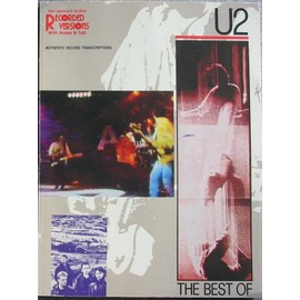 "SONGBOOK U2 ""THE BEST OF"""