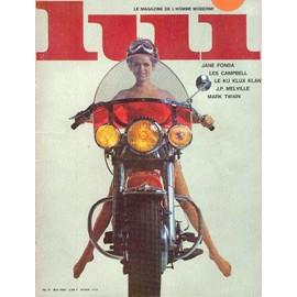 Lui . Le Magazine De L' Homme Moderne . N� 17