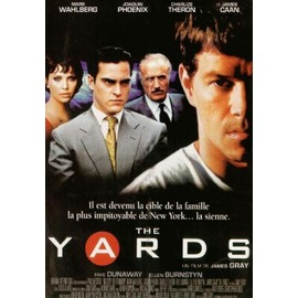 "Affiche originale du film ""The yards"" de James GRAY, avec Faye DUNAWAY..."