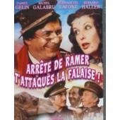 Arr�te De Ramer T'attaques La Falaise ! de Michel Caputo