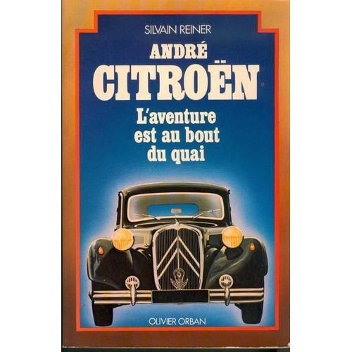 les livres sur la vie d'André Citroen 231857430_L