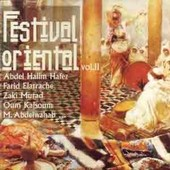 Egypte : Festival Oriental Vol. 2 - Collectif