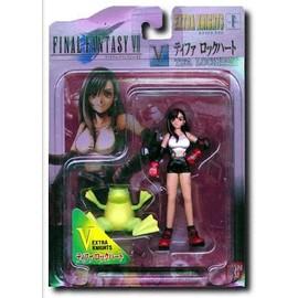 Final Fantasy Vii 7 - Tifa - Figurine Extra Knights - Bandai Jap