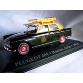 Peugeot 404 Buenos Aires 1965 -1/43�me