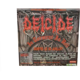 DEICIDE - PLV (album In Torment, In Hell)