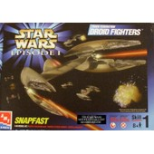 Snapfast - Star Wars - Trade Federation Droid Fighters