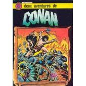 Conan N� 01 : Deux Aventures De Conan: L'oracle D'ophie+La Tigresse De La Cote Noire