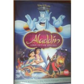 Aladdin Édition Collector Edition Belge