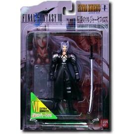 Final Fantasy Vii 7 - Sephiroth - Figurine Extra Knights - Bandai Jap