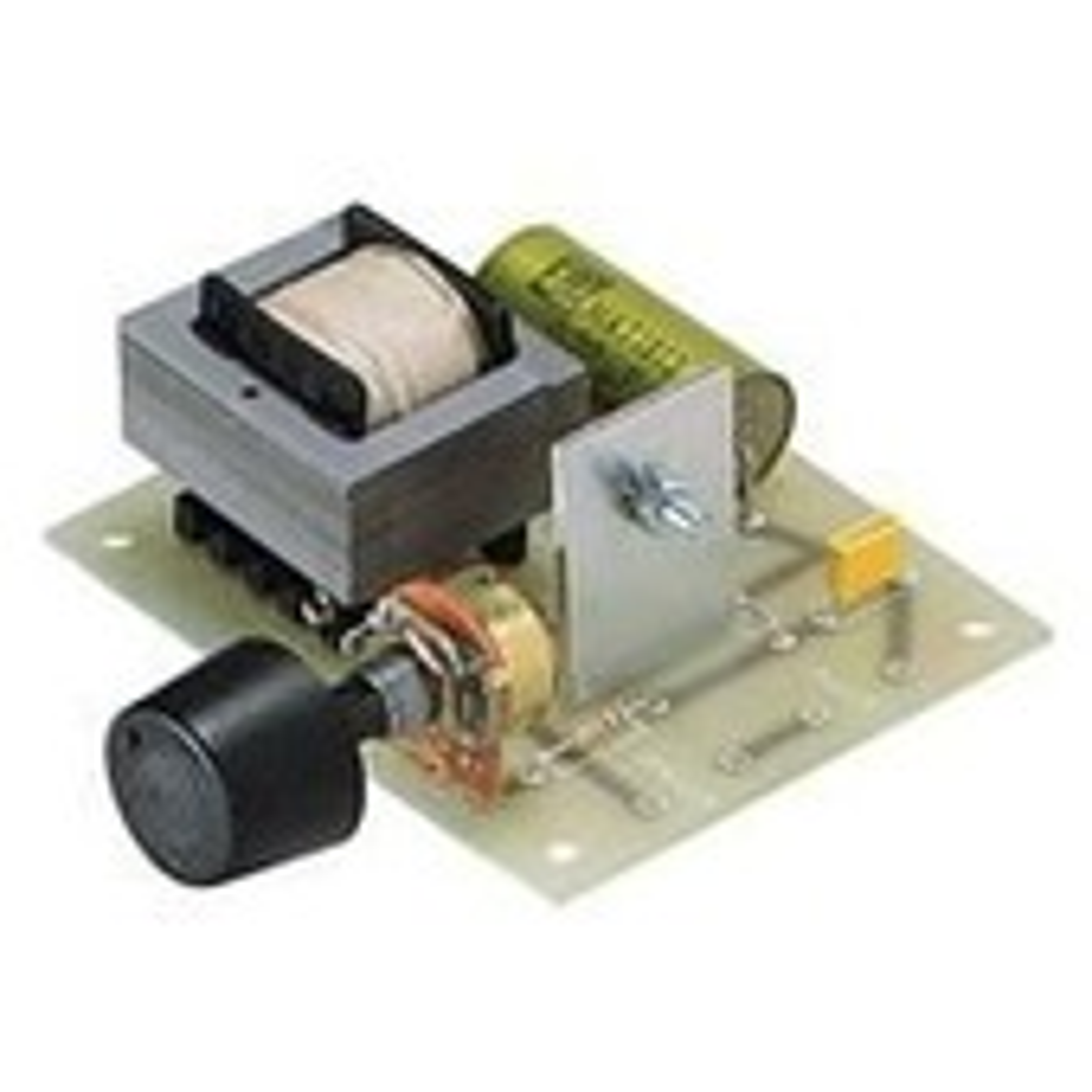 Kit Electronique Variateur De Vitesse 220v Ref Pl 75