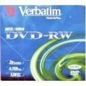 Disque Vierge - Dvd-Rw - 4.7 Go - 4x