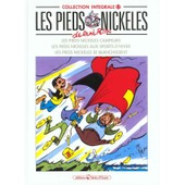 Les Pieds Nickel�s Tome 17 : Les Pieds Nickel�s Campeurs - Les Pieds Nickel�s Aux Sport D'hiver - Les Pieds Nickel�s Se Blanchissent de R Pellos