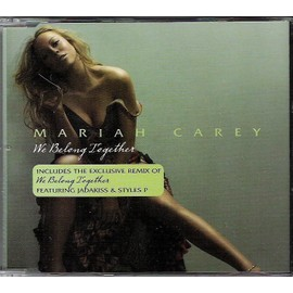 WE BELONG TOGETHER - PART 1 - IMPORT UK