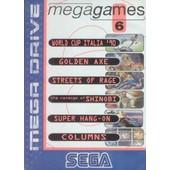 Mega Games 6 (Version Euro)