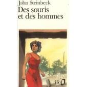 Des Souris Et Des Hommes, Folio de John Steinbeck