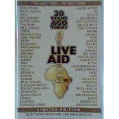 Live Aid - 20 Years Ago Today