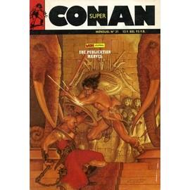 Super Conan N� 31