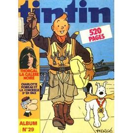 Tintin Album Nouvelle S�rie N� 29 : Tintin En Syldavie N�283 � 292