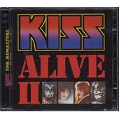 Alive Ii - Remasteris� - Kiss