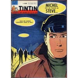 Tintin N� 771 : Michel Sur Les Traces De Steve...