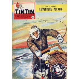 Tintin N� 501 : L'aventure Polaire