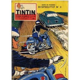 Tintin N� 499 : Dispositif N�3