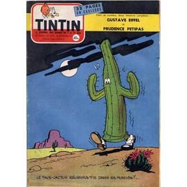 Tintin N� 475 : Gustave Eiffel - Prudence Petitpas