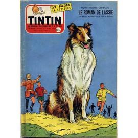 Tintin N� 441 : Le Roman De Lassie