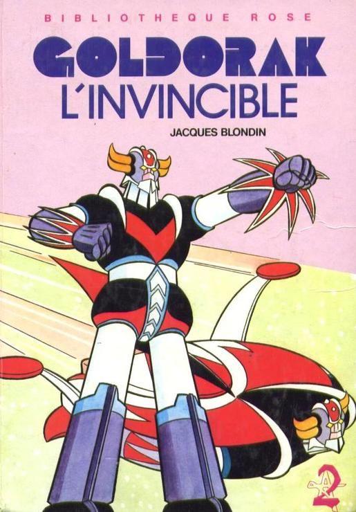 Goldorak l'invincible (Bibliothèque rose)