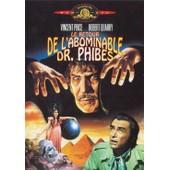 Le Retour De L'abominable Dr. Phibes de Robert Fuest