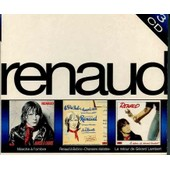Coffret 3 Cd - Produit Saisonnier Vol. 2 - Marche � L'ombre - Bobino - Le Retour De Gerard Lambert - Renaud,