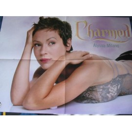 "Affiche/Poster SERIES TV 2 en 1. ""Charmed / Smallville"" Format 42x56 cm"