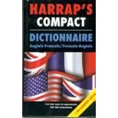 Dictionnaire Anglais - Francais / Francais - Anglais de Compact, Harrap's