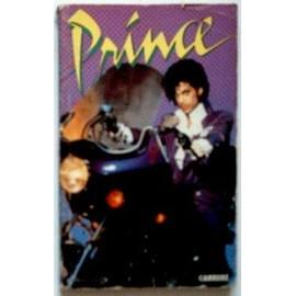 PRINCE - édition CARRIERE 1984 - biographie