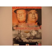 Nimitz/Yamamoto & Les Grandes Batailles Navales De La Seconde Guerre Mondiale