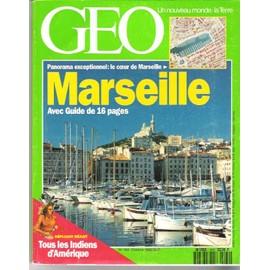 Geo - N� 164 : Marseille - Far West Australien - Soie De Chine - Cephalopodes - Venus - Amerindiens - Sport En Afrique Du Sud Geo - N� 164 : Marseille - Far West Australien - Soie De Chine -...