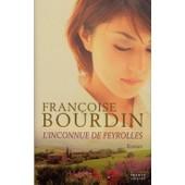 L'inconnue De Peyrolles de fran�oise bourdin