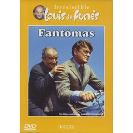 Louis De Funès - Fantomas