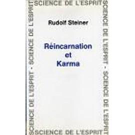 Réincarnation et Karma - Rudolf Steiner