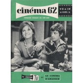 Cinema 62 N� 65 : Tarzan A 50 Ans - Astruc - West Side Story - Ginette Leclerc - Robert Enrico - Les Snobs