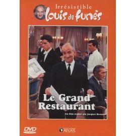 Louis De Funès - Le grand restaurant