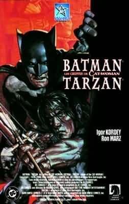 Batman/Tarzan - Les griffes de Cat-Woman