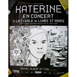 Poster - Philippe KATERINE