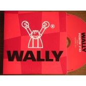 Wally - Positif - Cd Single Promo